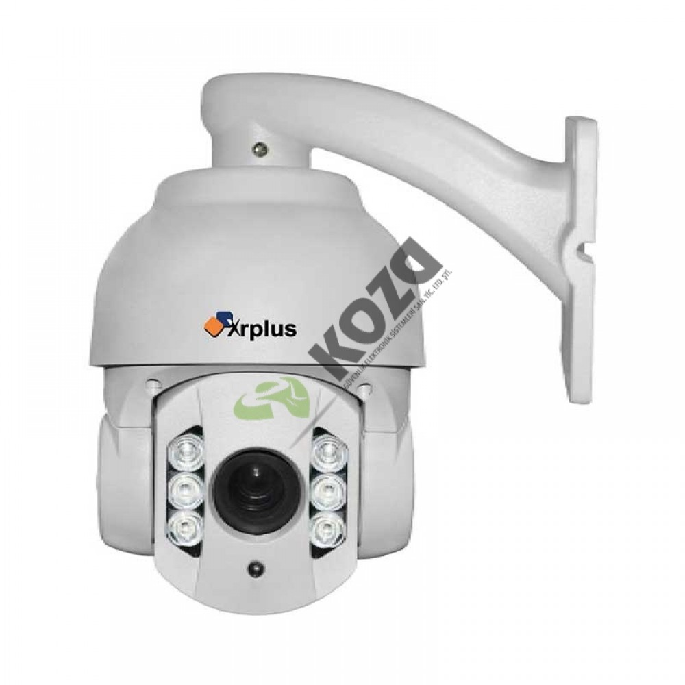 Xrplus XR-9610 2 Megapiksel Full HD Speed Dome IP Kamera