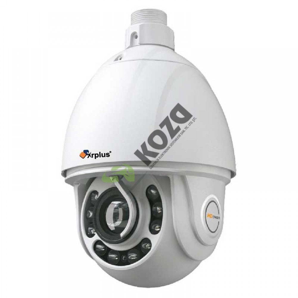 Xrplus XR-9632 3 Megapiksel Full HD Speed Dome IP Kamera