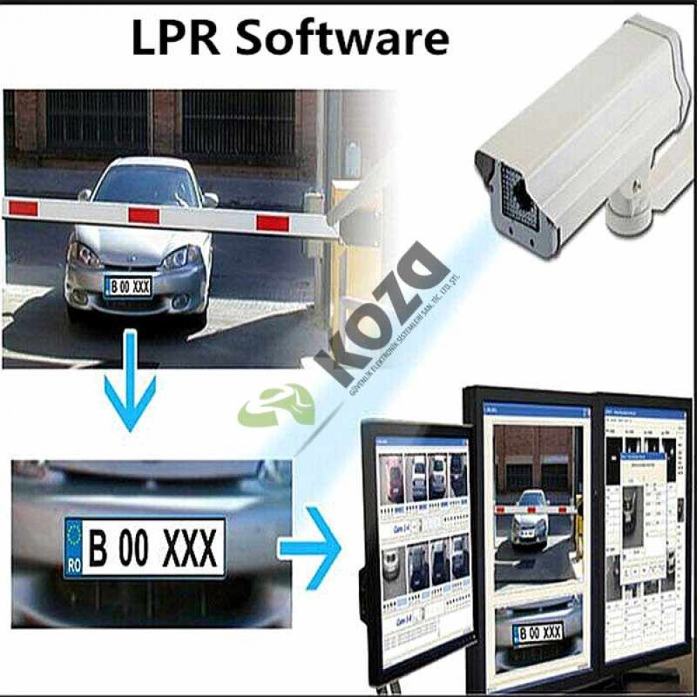 Xrplus XR HGS Otopark Yazılımı