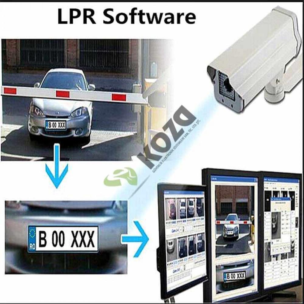 Xrplus XR Plaka Tanıma Sistemi Site Versiyonu